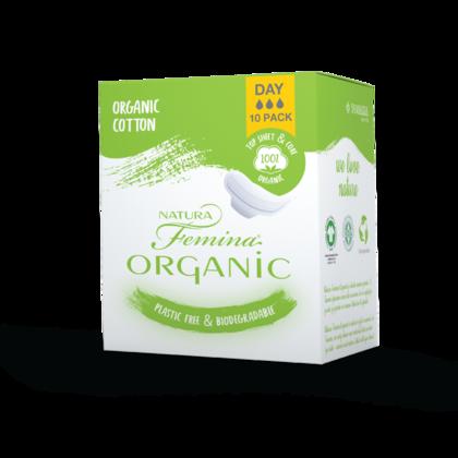 Natura Femina Organic ulošci za dan